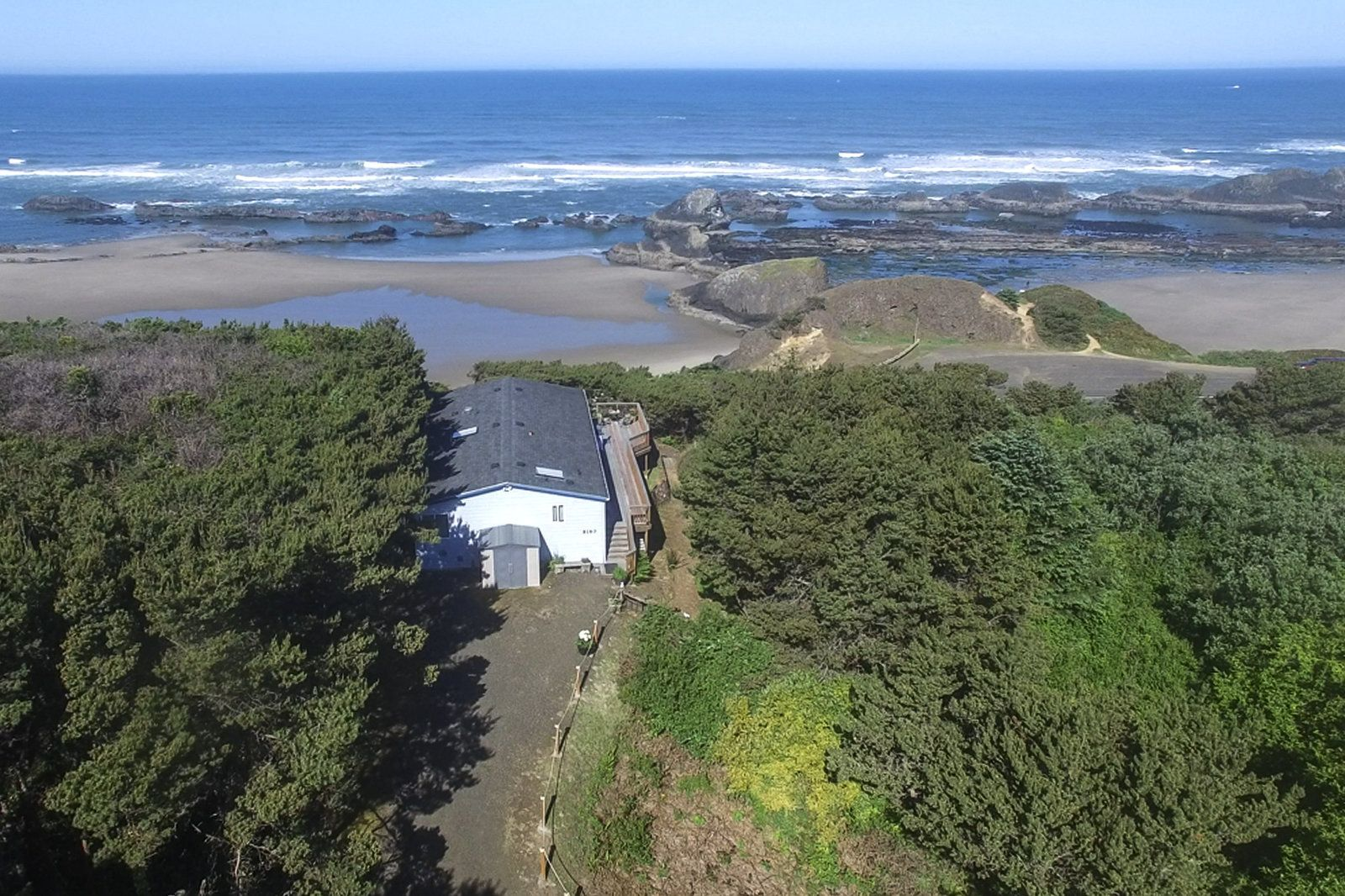 Oregon Beach Rentals Oregonshearwater Gullhouse Owl